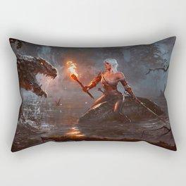 The Witcher Rectangular Pillow