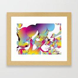 """""""Moving Day 2:41"""" Framed Art Print"""