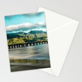 Sunrise at Hanalei Stationery Cards