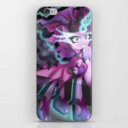 Midnight Sparkle Pony - Equestria Girls - My Little Pony iPhone Skin