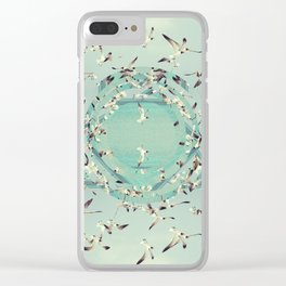 Flight.  Clear iPhone Case