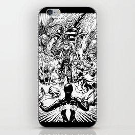 Sinister Six iPhone Skin