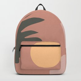abstract jungle 1 Backpack