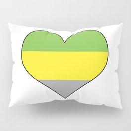 Lithromantic Heart Pillow Sham