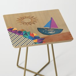 Smooth Sailing Side Table