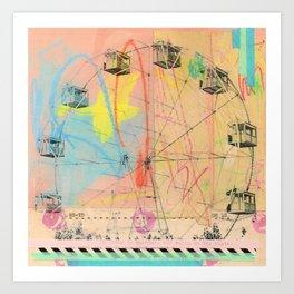 """Whirls"" Art Print"