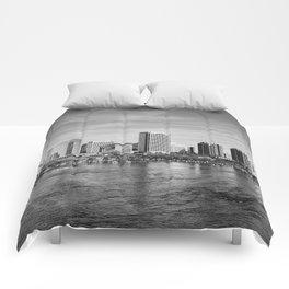 River City Skyline Comforters