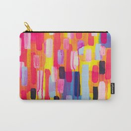 Neon Cities Carry-All Pouch