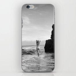 Take a Walk on the Wild Side iPhone Skin