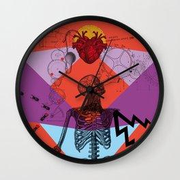 The Love machine Wall Clock