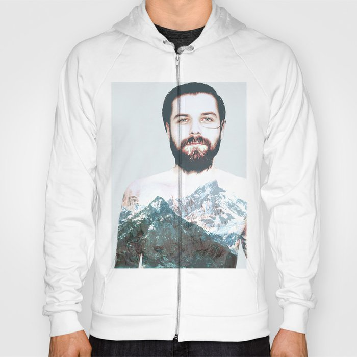 Simon Neil Mountains Hoody