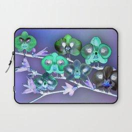 Orchid Birds Laptop Sleeve