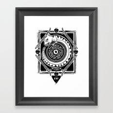 MambaSphynx Framed Art Print