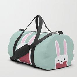 Jawdrop Bunny Duffle Bag