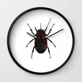 beetles_dream_02 Wall Clock