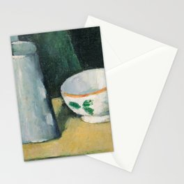 Bowl and Milk-Jug Stationery Cards