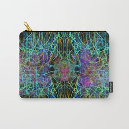 Abstract Energy 4 Carry-All Pouch