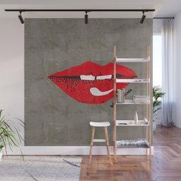 Kiss Me Kate Wall Mural