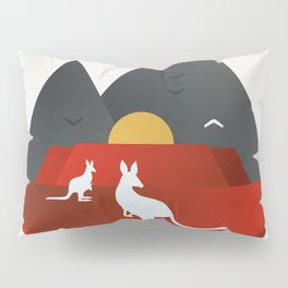 The Australian Outback Pillow Sham
