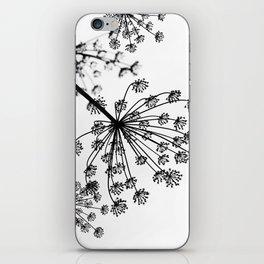 FENNEL UMBRELLAS iPhone Skin