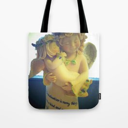 Nana's Angels Tote Bag