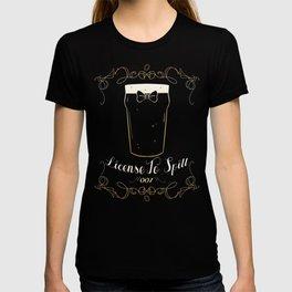 Liscense To Spill T-shirt