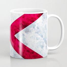 Flag of Alabama - Ocean Waves Coffee Mug