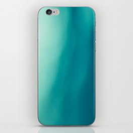 The colors of the deep ocean iPhone Skin