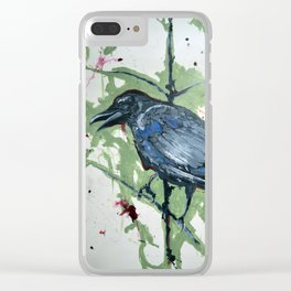 Where are you when I need you the most? Clear iPhone Case