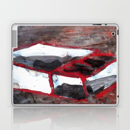 red match box Laptop & iPad Skin
