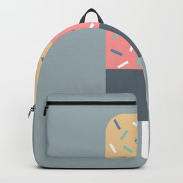 Popsicle (Blue) Backpack