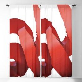 Sculpture Blackout Curtain