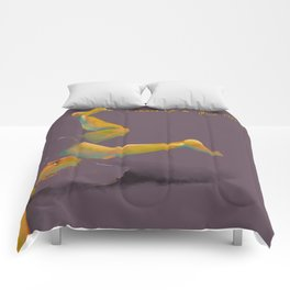 looking for something Comforters