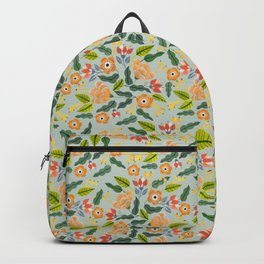Happiest Flowers Backpack