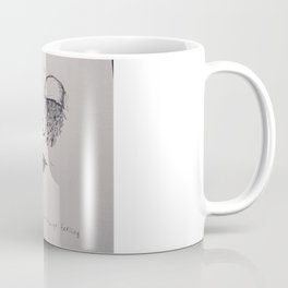 What a Strange Feeling Coffee Mug