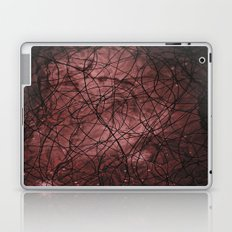 Lines in Space Laptop & iPad Skin