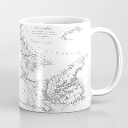 Nova Scotia 1829 Coffee Mug