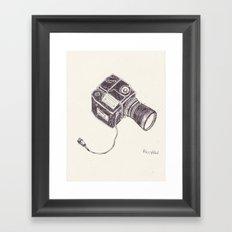 The Hasselblad Framed Art Print