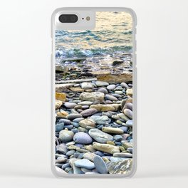 The stones Clear iPhone Case