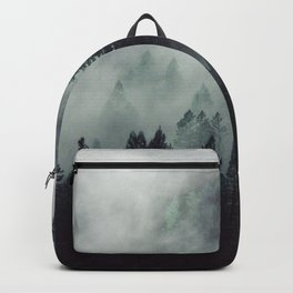 Rain in the forest Backpack