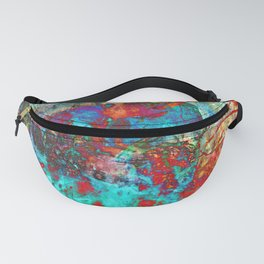 Give The Blues a Chance Fanny Pack