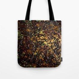 Encaustic Series - Mosaic Tote Bag