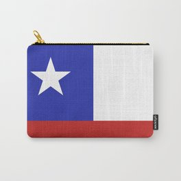 Chile flag emblem Carry-All Pouch