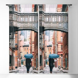 Staple Street Stranger Blackout Curtain