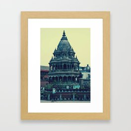 Patan Framed Art Print