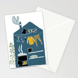 Sauna Stationery Cards