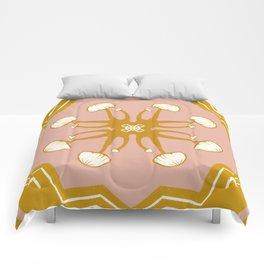 Mushie Mandala Comforters