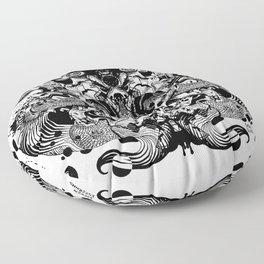 Scorn Pourer Floor Pillow