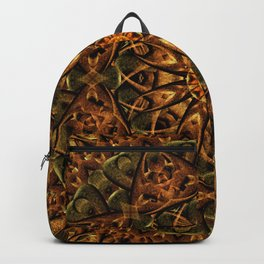 Temple Eye Mandala Backpack