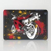 ducati iPad Cases featuring Ducati 1098 Color Spots by Larsson Stevensem